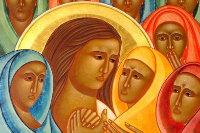 Jesus & the Women Before the Cross
